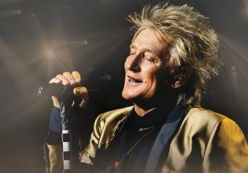 Rod Stewart Caversham