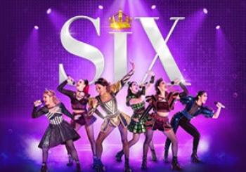 Six: The Musical Wellington