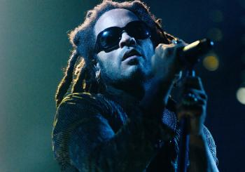 Lenny Kravitz - Here to Love World Tour Auckland
