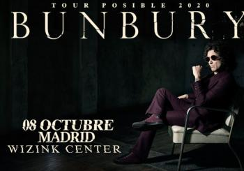 Bunbury en Madrid