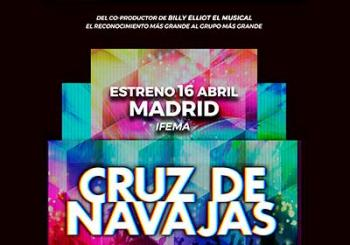 Cruz de Navajas en Madrid