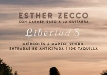 Esther Zecco en Libertad 8 en Madrid