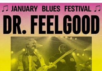 Entradas January Blues Festival DR FEELGOOD en 100 Club