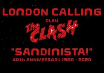 Entradas LONDON CALLING play The Clash Sandinista en The Cluny
