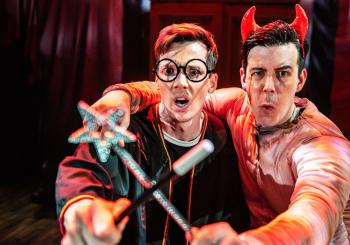 Potted Potter: The Unauthorized Harry Experience - Opening Night Darlington