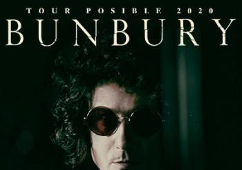 Bunbury Tour Posible 2020 en Barcelona
