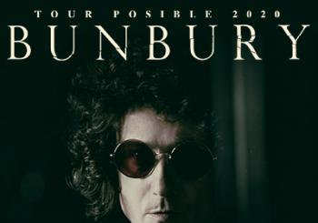 Bunbury Tour Posible 2020 en Valencia