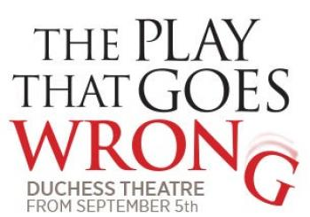 The Play That Goes Wrong en London