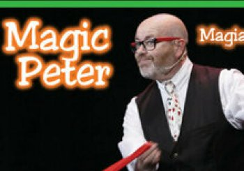 MAGIA Y HUMOR con Magic Peter en Sevilla
