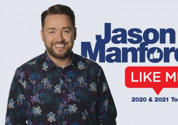 Jason Manford - Work In Progress en Lancashire