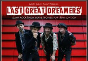 LAST GREAT DREAMERS en Oviedo