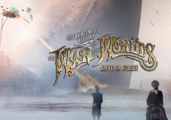 The War Of The Worlds - VIP en Glasgow