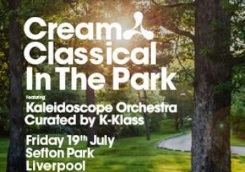 Cream Classical In the Park 2020 en Liverpool
