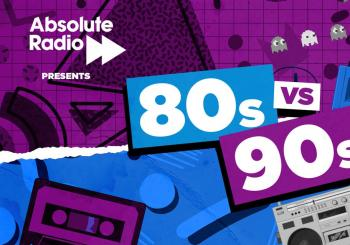 Absolute Radio Presents: 80s VS 90s – Live! en London