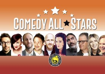 Comedy All-Stars at the BMC Comedy Club en Takapuna Beach