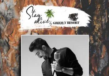 alex Ubago Stay Alive By Grizzly Resort en Palencia