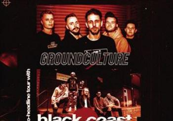Entradas GroundCulture Black Coast en The Sunflower Lounge
