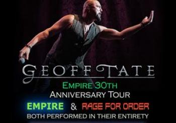 Entradas Geoff Tate en The Waterloo Music Bar