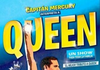 CAPITÁN MERCURY-QUEEN TRIBUTO en SANLÚCAR LA MAYOR en Sanlúcar la Mayor