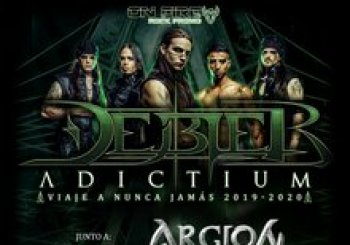 Debler + Argion en Santander (Sala Rock Beer the New)