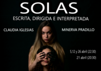 Solas. En Madrid