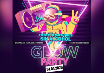Glow Party - Fiesta de Menores