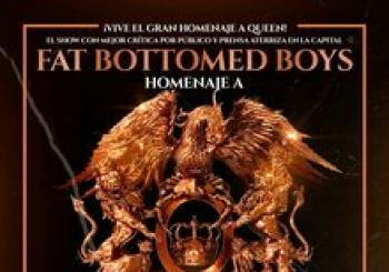 El gran tributo a Queen en Yuncler: Fat Bottomed boys en Yuncler (Toledo)