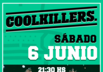 CoolKillers LIVE! en Madrid