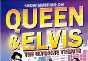 QUEEN & ELVIS en Sala Even SEVILLA