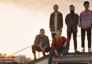 Neck Deep en Glasgow