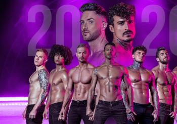 Dreamboys 2020 - Too Hard to Resist en Mansfield