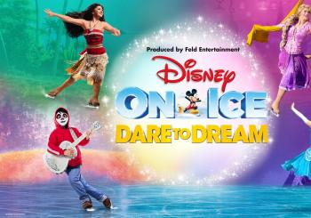 Disney On Ice presents Dare to Dream Auckland