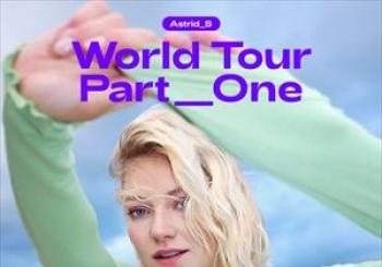 Entradas Astrid S World Tour Part One en The Deaf Institute