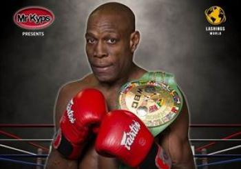 Entradas An Evening with Frank Bruno en Cheese and Grain
