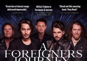 Entradas A Foreigners Journey en The Flowerpot