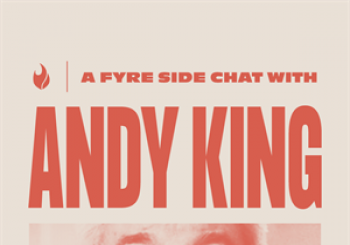 Entradas A Fyreside Chat With Andy King Edinburgh en Edinburgh Corn Exchange