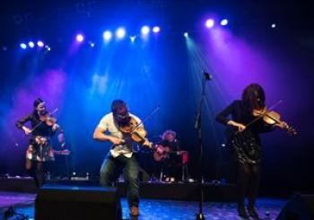 Entradas Blazin Fiddles en Brewery Arts Centre