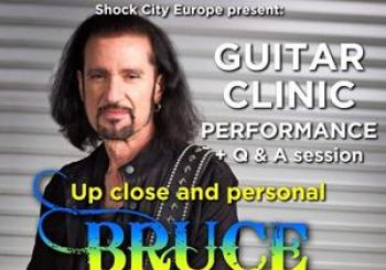 Entradas Bruce Kulick Guitar ClinicQandA wDressed to Kill en The Cluny