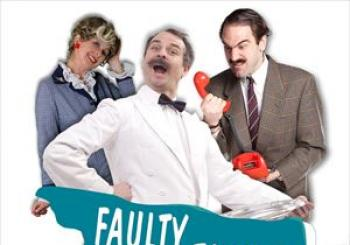 Entradas FAULTY TOWERS THE DINING EXPERIENCE en Torquay Suite Theatre