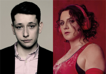 Entradas Fringe Preview Elliot Steel and Jess Fostekew en Gilded Balloon Basement