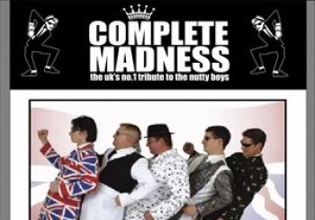 Entradas Complete Madness en Melksham Assembly Hall