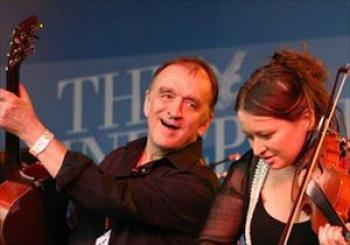 Entradas MARTIN AND ELIZA CARTHY en National Forest Folk Club