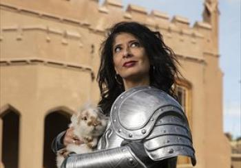 Entradas Shappi Khorsandi Skittish Warrior en Irish Club