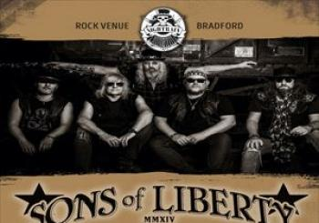 Entradas Sons Of Liberty en The Leopard