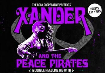 Entradas Xander and The Peace Pirates and Collateral en Leos Red Lion