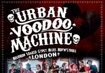 Entradas THE URBAN VOODOO MACHINE en The Cutlers Arms