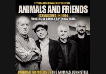 Entradas The Animals and Friends en Alexanders Live