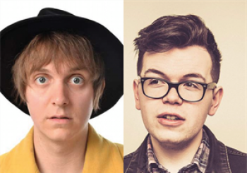Entradas Joey Page and Christopher Macarthur Boyd en Gilded Balloon Basement