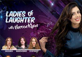 Entradas Ladies Of Laughter With Noreen Khan en Peepul Centre