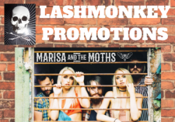 Entradas Lashmonkey Promotions Marisa and the Moths en Suburbia